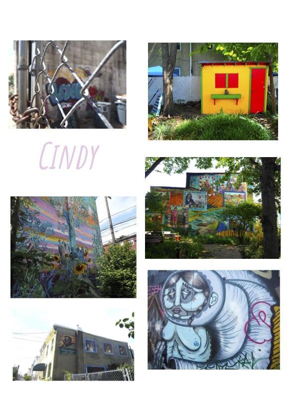 NSNP Zine Cindy